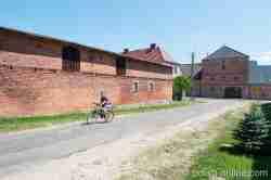 Dorfidylle in Heinrichsdorf (Siemczyno)