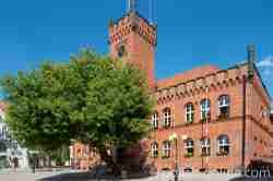 Rathaus von Neustettin