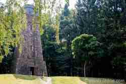 Bismarck-Turm am Streitzigsee