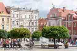 Marktplatz Waldenburg (Wałbrzych)