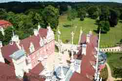 Foto vom Schloss und Park Bad Muskau