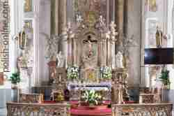 Barockaltar Heiligkreuzkirche Brieg (Brzeg)