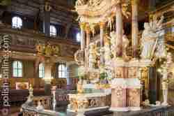 Altar in der Friedenskirche Schweidnitz