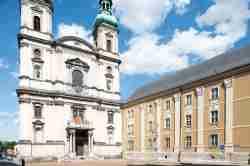 Jesuitenkirche St. Marien in Neisse (Nysa)