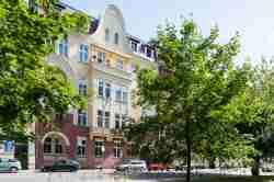 Jugendstilhaus in Neisse (Nysa)