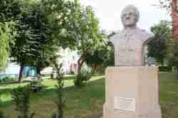 Denkmal für  Stanisław Kramarczyk in Neisse (Nysa)