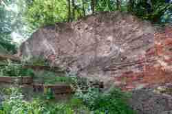 Stadtmauer in Ottmachau (Otmuchów)