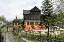 Papiermuseum in Bad Reinerz (Duszniki Zdrój)