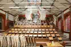 Hörsaal der Technischen Universität Danzig