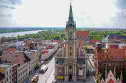 Heiliggeistkirche in Thorn (Toruń)