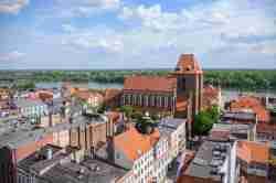 Der Johannesdom in Thorn (Toruń)