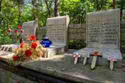Denkmal für ermordete Offiziere
