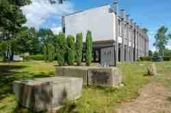 Museum Stalag Luft 3 in Sagan (Żagań)