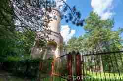 Bismarckturm in Sensburg in Masuren