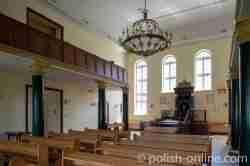 Synagoge in der ehemaligen Hochschule der Weisen (Jeschiwa Chachmej) in Lublin
