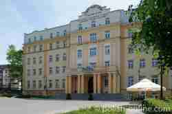 Die ehemalige Jeschiwa Chachmej in Lublin