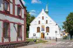 Griechisch-katholische Kirche Erzengel Michael in Mehlsach im Ermland