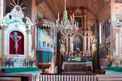 Holzkirche aus Matczyn