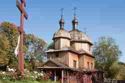 Russisch-orthodoxe Kirche aus Tarnoszyn