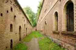 Bäckerei und Kasernenschutzraum Festung Boyen