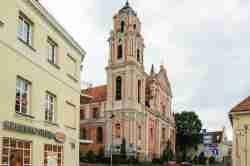 Allerheiligenkirche in Vilnius