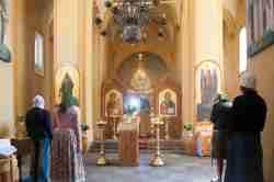 Kirche der heiligen Paraskeva in Vilnius