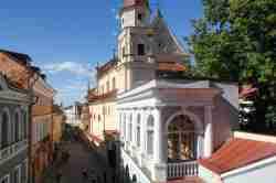 Kirche der hl. Theresa in Vilnius