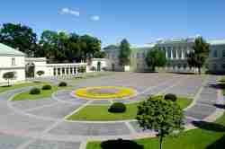 Präsidentenpalast in Vilnius