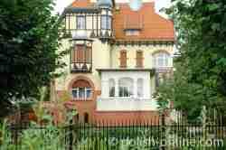 Alte Villa in Sopot (Zoppot)