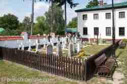 Klosterfriedhof in Jabłeczna
