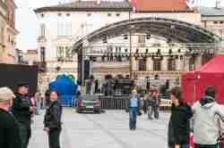 Konzertbühne in Tarnów
