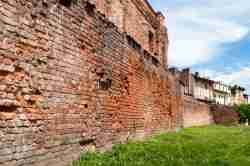 Reste der Stadtmauer von Tarnów