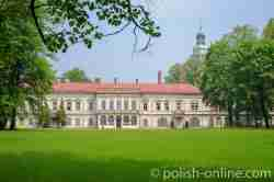 Habsburger-Schloss in Żywiec