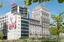 Ältestes Hochhaus in Warschau