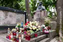 Grab von Maria Konopnicka in Lemberg