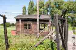 Wachhaus KZ Majdanek