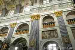 Empore im Hauptschiff Wallfahrtskirche Heiligelinde