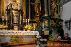 Hauptaltar Heiligelinde