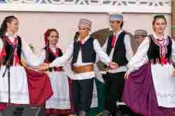 Ukrainisches Folklorefestival in Zamość