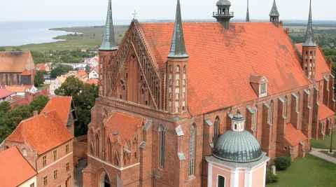Dom zum Heiligen Andreas und Himmelfahrt Mariä in Frauenburg