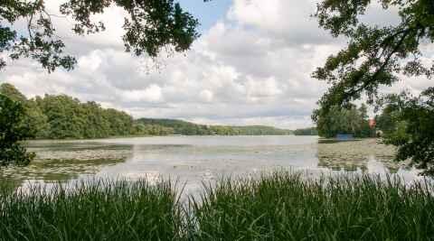 Czos-See in Sensburg (Mrągowo)