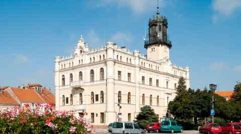 Rathaus von Jarosław