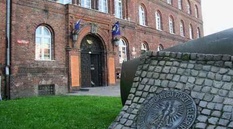 Polnische Post in Danzig