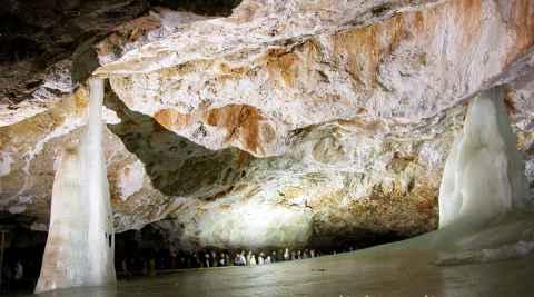 Eishöhle von Dobšiná