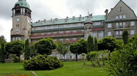 Kurhaus in Bad Flinsberg