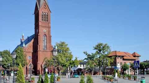 Marktplatz von Kartuzy