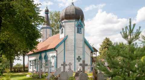 Kirche der Altgläubigen in Wojnowo