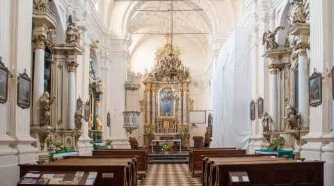 St. Josephkirche in Lublin