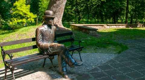 Denkmal Bolesław Prus