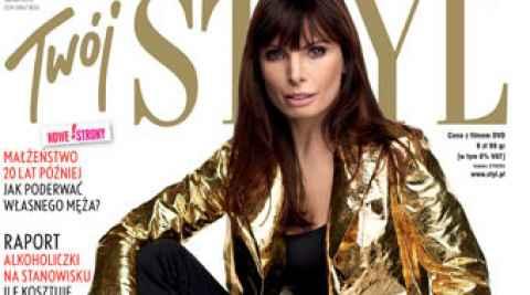 Titelblatt der Frauenzeitschrift Twoj Styl